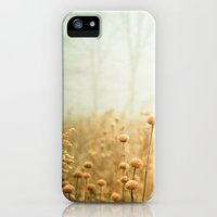 iPhone Cases featuring Daybreak in the Meadow by Olivia Joy StClaire