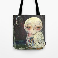 She Stands Out Tote Bag