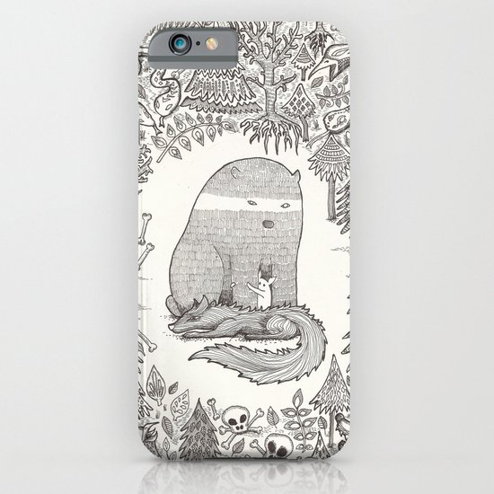 froggle, doggle and poggle iPhone & iPod Case
