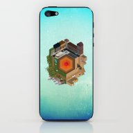 A Tiny World iPhone & iPod Skin