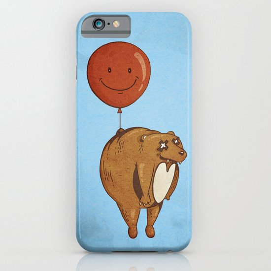 Float On, Bear, Float On iPhone & iPod Case
