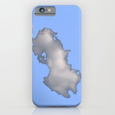 Cloud on Blue iPhone 6s Slim Case