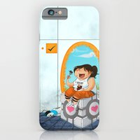 iPhone & iPod Case featuring Cake Break by Cola82