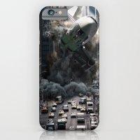 Last Flight Home  iPhone 6 Slim Case