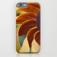 iPhone & iPod Case featuring Black eyed susan 04 by Allison Jarvis