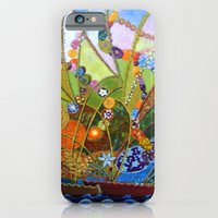 iPhone Cases featuring Happiness by Vargamari