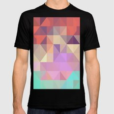 color story - tender Black Mens Fitted Tee SMALL