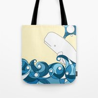 OH, WELL! OH, WHALE! Tote Bag