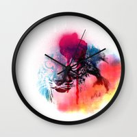 LINCE Wall Clock