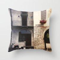 Bergamo Throw Pillow