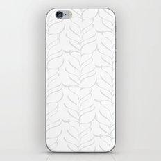 calm breezy ferns iPhone & iPod Skin