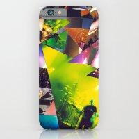Collage Love: Music Conc… iPhone 6 Slim Case