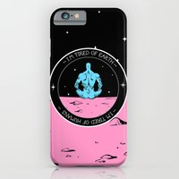 I'm tired of Earth. Tired of humans. iPhone 6 Slim Case