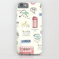 Tour Of London iPhone 6 Slim Case