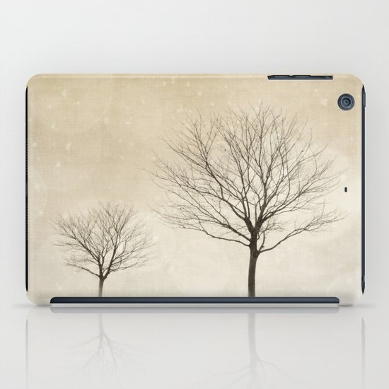 Snow Bokeh Wonderland  iPad Case