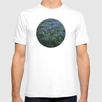 Planetary Bodies - Blue … Mens Fitted Tee White SMALL