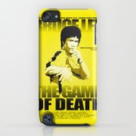 The Game Of Death iPod touch Slim Case