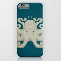 iPhone & iPod Case featuring Octopus by Anne Crittenden