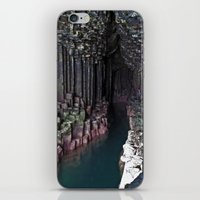 Fingal's Cave iPhone & iPod Skin