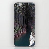Fingal's Cave iPhone & iPod Skin