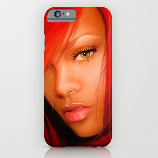 THEM SOFT LIPS iPhone & iPod Case
