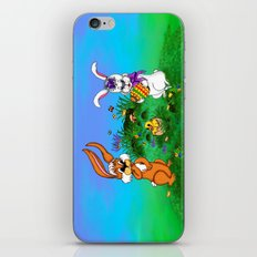 Happy Easter! Rabbit Wit… iPhone & iPod Skin