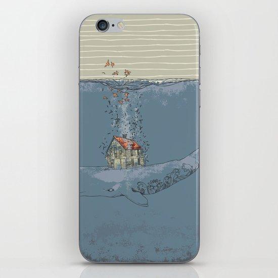 Ocean Home iPhone & iPod Skin