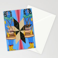 SPACE GODS Stationery Cards