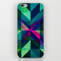 X Marks the Spot iPhone & iPod Skin