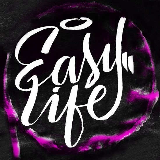 Easy Life Art Print