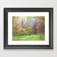 Who Wants To Go On A Tri… Framed Art Print