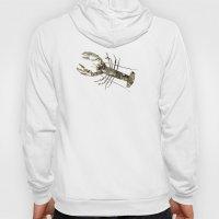 lobster in paris Hoody