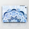 Lacy Blues iPad Case