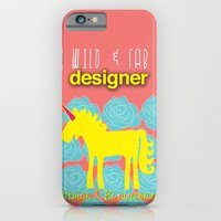 iPhone & iPod Case featuring Design and Be Awesome! by IamDesigner