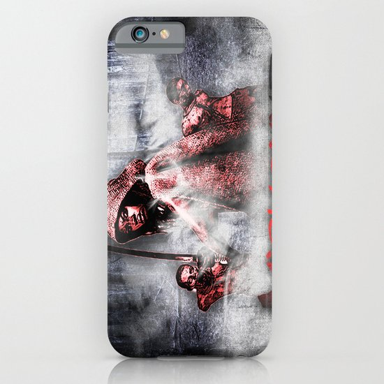 Michonne iPhone & iPod Case