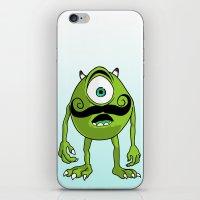 Mike iPhone & iPod Skin