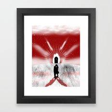 Is Love Forever? Framed Art Print