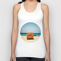 I'll Wait For You Unisex Tank Top