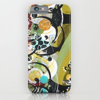 iPhone & iPod Case featuring Triesta! by Inspireuart