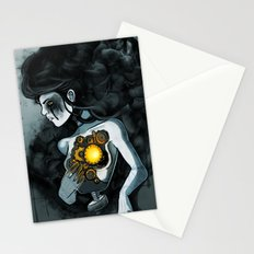 Modern Ghosts Stationery Cards