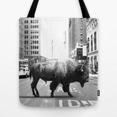 STREET WALKER Tote Bag