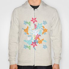Floral Pattern #31 Hoody