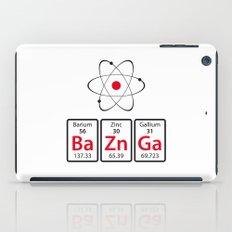 BaZnGa! iPad Case