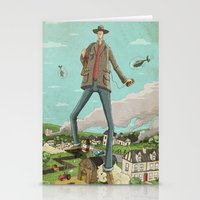 Tall Stationery Cards