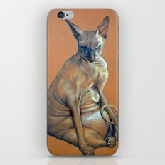 Mad Catter iPhone & iPod Skin