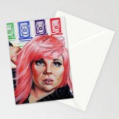 Lady Pop Stationery Cards