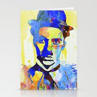 Charlie Chaplin 04 Stationery Cards