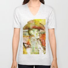 The journey of James D. Unisex V-Neck
