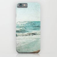 iPhone Cases featuring Saying Goodbye by Bella Blue Photography