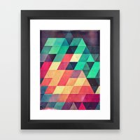 Jyxytyl Framed Art Print